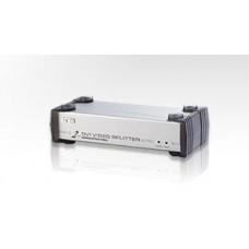 2 Port DVI Video Çoklayıcı (Splitter), 1920 x 1200 VİDEO ÇOKLAYICI