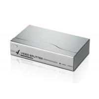 4'lü VGA Video Çoklayıcı (4 Port Video Splitter), 1920 x 1440 dpi, 350 MHz videobant genişliği