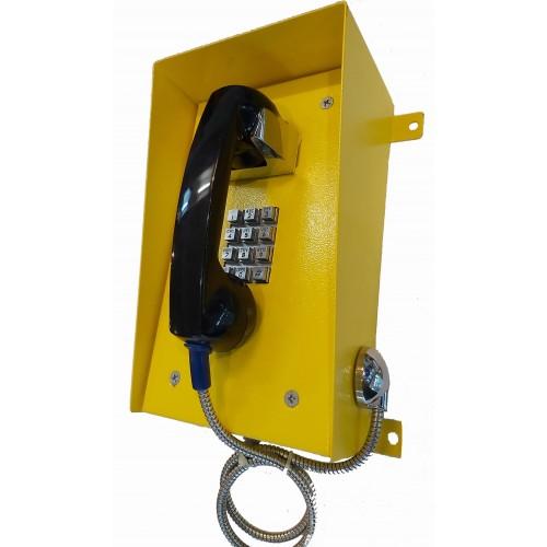 Analog Auto Dial Endüstriyel Telefon WEATHERPROOF TELEFON
