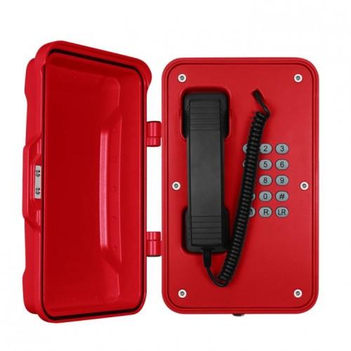 Nem Dayanıklı Telefon JR101-FK WEATHERPROOF TELEFON