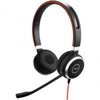 Jabra Evolve 40 Duo Kablolu Kulaklık