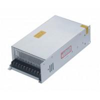 12 Volt 40 Amper Metal Kasa SMPS Güç Kaynağı