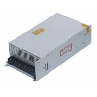 12 Volt 50 Amper Metal Kasalı SMPS Güç Kaynağı