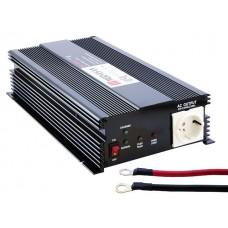 1000 Watt 12 VDC - 220 VAC  İnverter + Akü Şarjı GÜÇ KAYNAKLARI