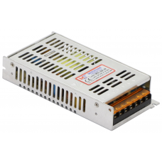 MTE Serisi 12 VDC 200 W 16,5 Amper Metal Kasa AC DC Adaptör MTE YENİ SERİ METAL SMPS