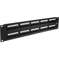 Netlink Cat3 Patch Panel 50 Port Telefon Hattı İçin