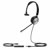 Yealink UH36-Mono Tek Taraflı USB ve 3.5mm Jacklı Kablolu UC kulaklığı