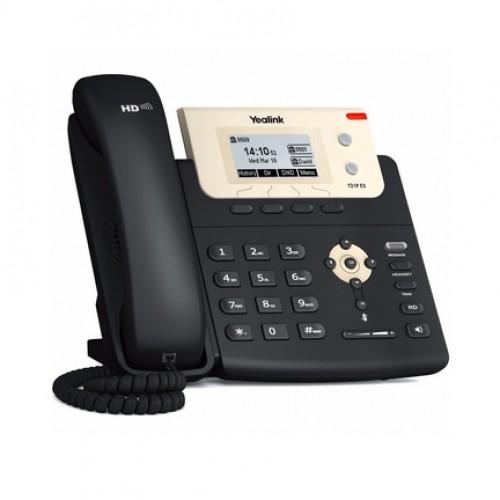 Yealink T21P E2 IP Telefon POE Destekli TELEKOM