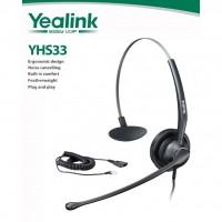 Yealink YHS33 IP Telefon Kulaklığı